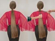 Very Long Hair, Long Hair Cuts, Long Hair Styles, Anime Haircut, Kelly Cut, Rapunzel Hair, Amazing Hair, Hair Pictures, Cut Off