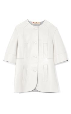 Shop Leather Jacket by Marni Now Available on Moda Operandi