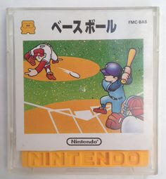 #Famicom :  Famicom Disk System Japanese : Baseball FMC-BAS http://www.japanstuff.biz/ CLICK THE FOLLOWING LINK TO BUY IT ( IF STILL AVAILABLE ) http://www.delcampe.net/page/item/id,0363394869,language,E.html