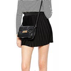 Fusta Dama NOISY MAY Clarisa Short Black Kate Spade, Bags, Fashion, Handbags, Moda, Fashion Styles, Fashion Illustrations, Bag, Totes