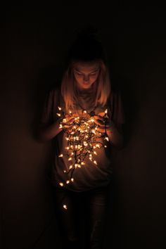 String Lights, Photography