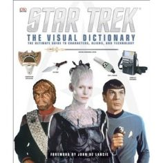 OWN! Star Trek: The Visual Dictionary (Hardcover)