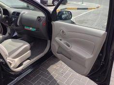 Black Nissan Sunny, 2013 | Car Ads - AutoDeal.ae
