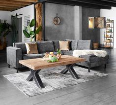 Elegant Living Room, Living Room Modern, Home Living Room, Living Room Designs, Small Living, Loft Design, House Design, Happy New Home, Modern Rustic Decor