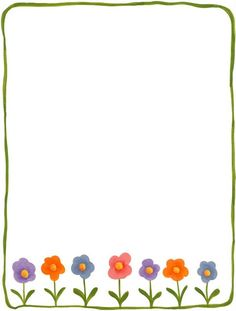 Borders, lots and lots of borders! Printable Border, Page Borders, Borders Free, Boarders And Frames, Cute Frames, Borders For Paper, Pop Up Cards, Writing Paper, Border Design