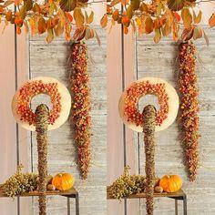 Gregor Lersch, Symbols, Letters, Autumn, Instagram, Art, Garland, Art Background, Fall Season