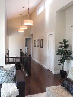 Beach Grove Renovation - contemporary - living room - other metro - Emily Hagerman Design