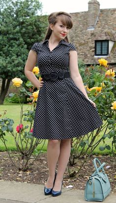 Stylish ways to wear Polka Dot modernly