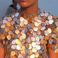 Silvia Tcherassi Bold Necklace - Gold