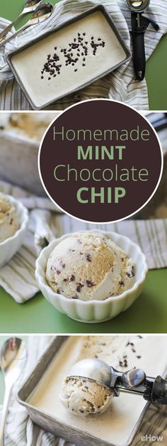 Who doesn't love mint chocolate chip icecream!? Get this easy to make homemade recipe to enjoy all year long!  http://www.ehow.com/how_12343370_homemade-mint-chocolate-chip-ice-cream-recipe.html?utm_source=pinterest.com&utm_medium=referral&utm_content=freestyle&utm_campaign=fanpage