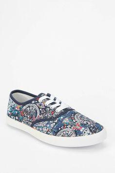 Printed Plimsoll Sneaker. LOVE THEM $20.00 •2 for $30