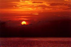 Tropical Sunset in Ko Samet, Rayong_ East Thailand