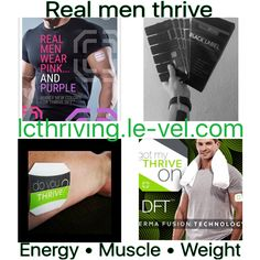 Yes men are #thriving real men are joining the #thriveexperience check out the mens products, couples pack and camo #dft at lcthriving.le-vel.com