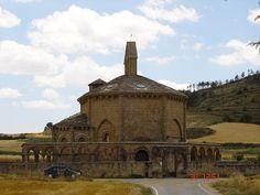 Santa Maria de Eunate - Camino de Santiago - Camino Francés