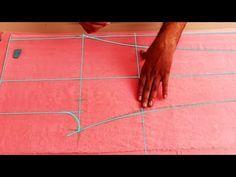 New Tips for Palazzo Pant Cutting and Stitching in Hindi Dress Neck Designs, Blouse Designs, Plazzo Pants, Tandoori Masala, Kurti Designs Party Wear, Sharara Designs, Kurta Neck Design, Dress Sewing Patterns, Shirt Patterns