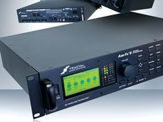 The Ultimate Guitar Processor Just Got Even Better, Axe Fx 2 by Fractal Audio, on my wish list...