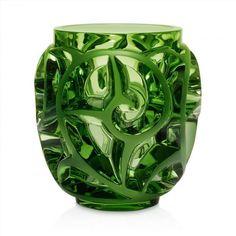 6,500.00$  Watch here - http://vixzu.justgood.pw/vig/item.php?t=o1fp2sx1319 - Lalique Tourbillon Light Green Vase 6,500.00$