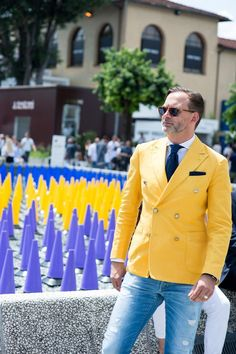 See the strongest looks at Pitti Uomo S/S '16