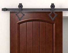 Country Barn Sliding Door Closet Hardware