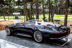 Mercedes Maybach, New Mercedes, Lux Cars, Top Luxury Cars, Latest Cars, Pebble Beach, Expensive Cars, Custom Cars, Concept Cars