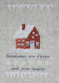 X-stitch Snow