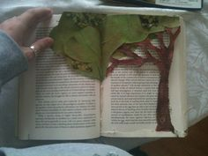 Altered book page still in the works.