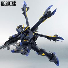 【PICKUPグラビア公開!】黒!「ROBOT魂  クロスボーン・ガンダムX2改(フルアクションVer)」など9月一般店頭新商品情報を先行公開! http://twme.jp/tns/016L  #t_robot pic.twitter.com/6Gs3sDA2ec