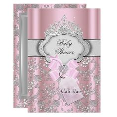 boys royal baby shower card | prince baby showers, fonts and baby, Baby shower invitations