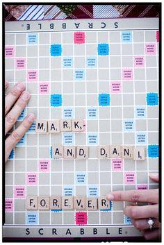 Scrabble Engagement