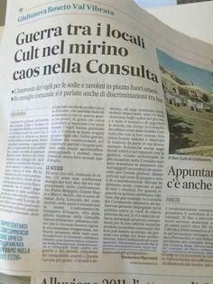 Lo schifo del cult a Giulianova