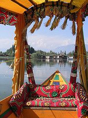 View from House boat in Srinagar, Kashmir, India Srinagar, Kashmir India, Paradise On Earth, Grand Tour, Travel Memories, India Travel, Incredible India, Historical Sites, Places To See