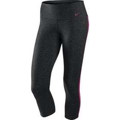 Womens Nike Tight DF Cotton Capri