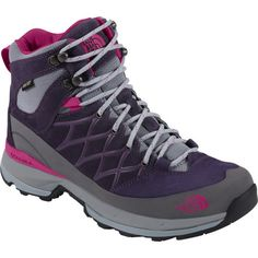 The North Face Wreck Mid GTX Hiking Shoe - Womens | Backcountry.com