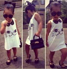 So cute little girl fashion