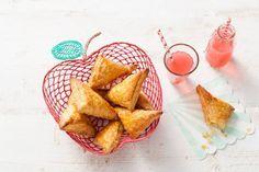 Mini-appelflappen, dat wordt smullen! Maar eerst samen bakken - Recept - Allerhande
