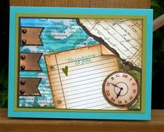 A Good Old-Fashioned Letter by NaomiW - Cards and Paper Crafts at Splitcoaststampers