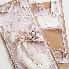 Bursdagkort til ei venninne💕 . Handmade Decorations, Project Life, Scrap, Reusable Tote Bags, Gift Wrapping, Wedding Ideas, Group, Projects, Cards
