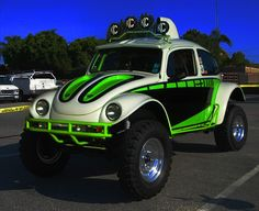 Baja Bug, At least I think it can go off road.