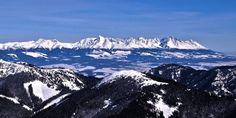 smallest mountain range of Alpine character – High Tatras, Slovakia  repinned by Alireza Rezvani