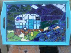 AguaDream: Mosaic Tray Tutorial