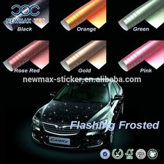 Check out this product on Alibaba.com APP Black Glitter Chrome Car Wrap Self Adhesive Vinyl Floor Tiles