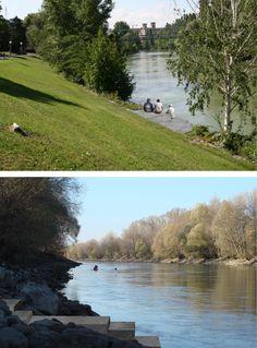 Donaukanal – Treppen