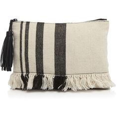 Loeffler Randall Woven Pouch (695 SAR) ❤ liked on Polyvore featuring bags 5f3ad62cdce47
