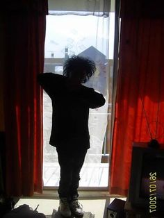 Your shadow...Robert Smith