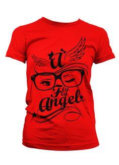 Fly Fly Angel Design