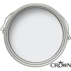 Crown Standard Breatheasy Clay White - Non Drip Satin Paint - 750ml
