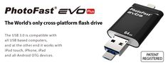 PhotoFast Evo Plus