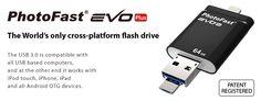 PhotoFast Evo Plus