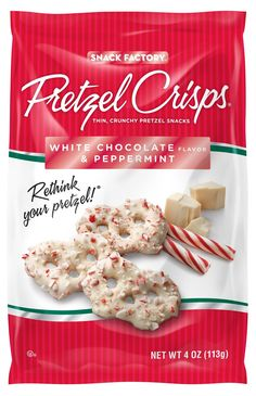Holiday Indulgents Pretzel Crisps & Giveaway ~ The Review Stew