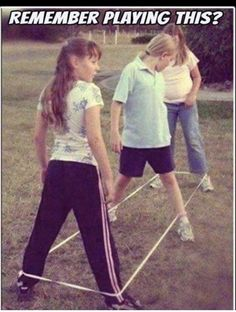 Loved Chinese jump rope. We were not allowed to wear pants to school until sometime in the 60s though.
